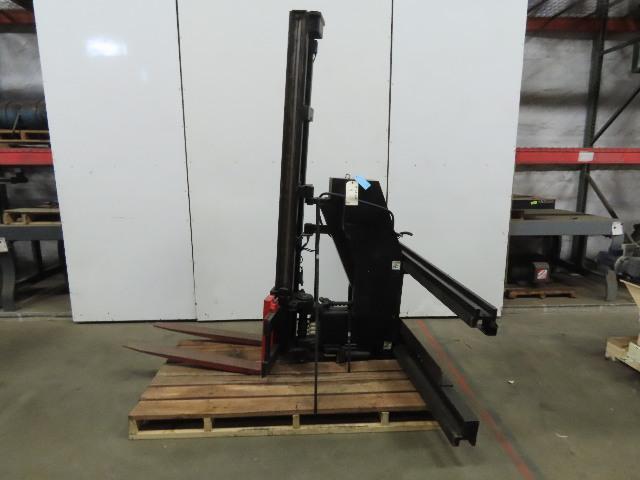 "Hyster V40XMU Narrow Aisle Forklift Order Picker Fork Mast Assembly 42"" Forks"