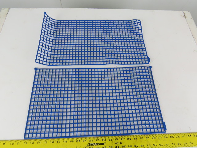 Steris FD75-300 Flexible Laboratory Parts Disinfector Hold-Down Screen  Lot of 2