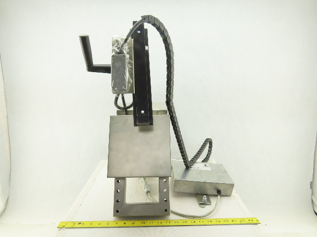Hofpartner AB AMAL 62180 Expanding Core Shaft Rotating Manual Lifter 146mm Core