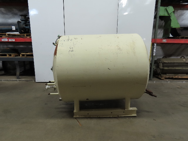 625 Gal Insulated Stainless Steel Lined Tank W/Liquid Heat coil & Thermocouple