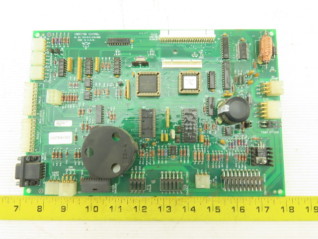 Raymond 154-012-378/005 Carriage Control Circuit Board From 560-OPC30TT