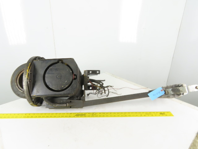 Prime Mover PE40W48RU Pallet Mover Walkie Steering Column Drive Assembly 12VDC