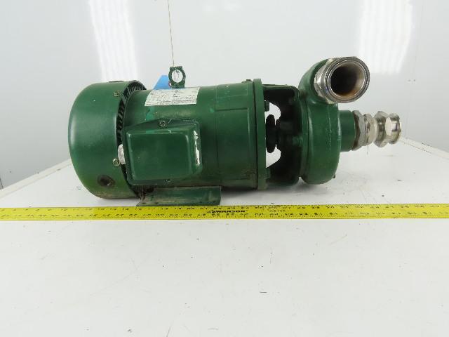 MP Pumps 22737 5Hp 3475RPM 230/460V 115' Head 300GPM MAX Pump Motor