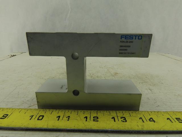 Festo FEN-25-250 ISO Cylinder Guide Unit 25mm Bore