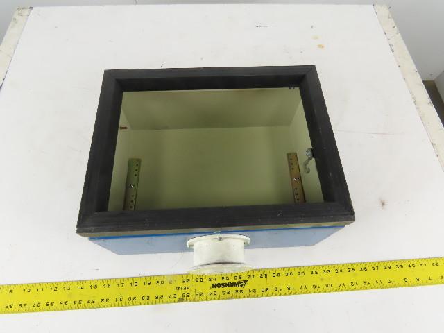 "12x15x6"" Flat Panel Operator Screen Monitor Electrical Enclosure Cabinet HMI"