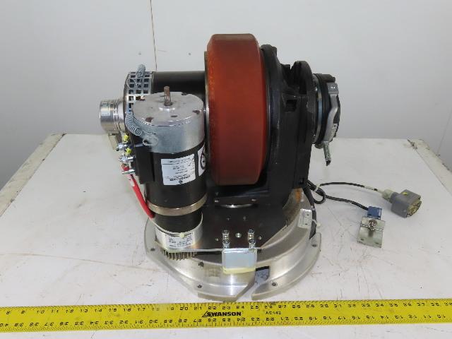 Frog Navigation 48VDC Assembly Line Carriage Cart Drive Wheel Steering Unit