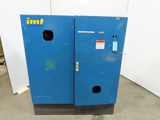 """46x46x14"""" Free Standing 2 Door Electrical Enclosure Cabinet W/ Back Plate"""