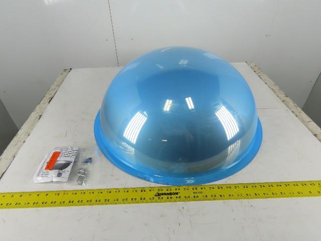 "26"" Full Dome Bubble Mirror 4 Way Panoramic 360° Acrylic"