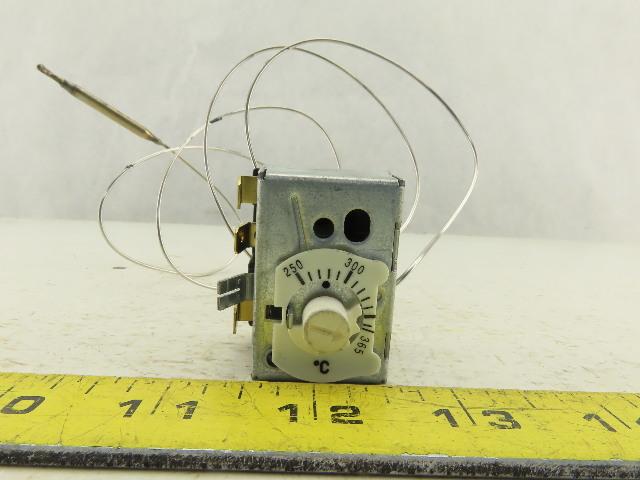 Jumo 602031/81 Thermostat t250° to 365°C