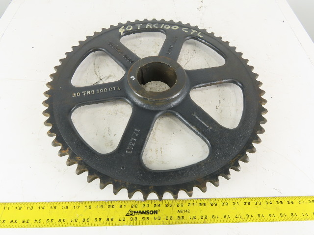 37 Teeth 0.5 Bore 0.5 Bore Regal 2766566 Browning B14MCS-37-37 HPT Chain Sprocket for 14M37 Belts 37 mm Belt Width 14 mm Pitch