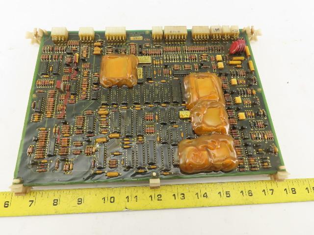 Contenido: 1 unidad Norme Otros RODAC SAM-P3110D Placa de control N/°D
