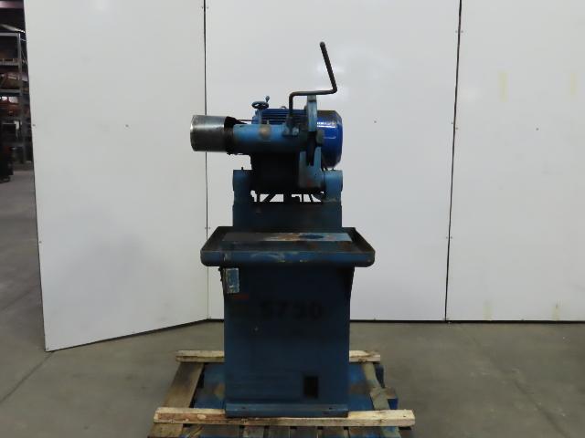"14 to 16"" Manual Chop Steel Cutoff Abrasive Sawv230/460V 25Hp 1760RPM"