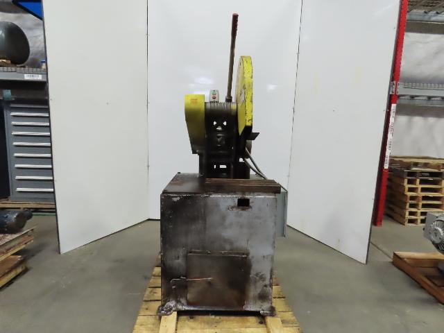 "Everett 20 22 20HP 20"" Straight Cut Abrasive Cut-Off Chop Saw 230/460V 3Ph"