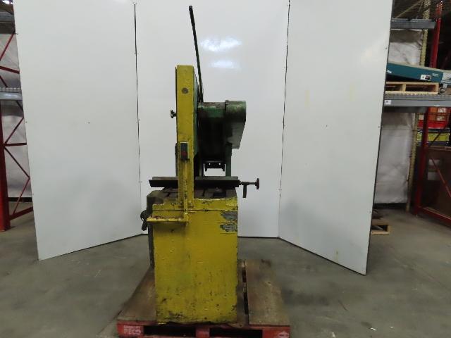 "Continental Machine 20"" Manual Chop Steel Cutoff Abrasive Saw 15Hp 230/460V 3Ph"