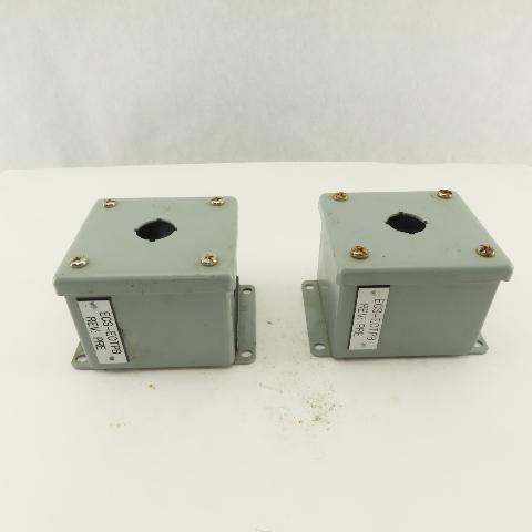Hoffman F66BB2C  Barrier Brackets 20300 Sealed Box qty 5 Schroff 12423-369