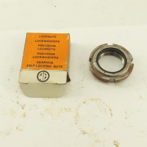Whittet-Higgins BH-05 Bear Hug Carbon Steel Bearing Retaining Nut .969-32 Thread