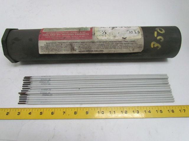 Welding Electrodes Phoenix Blue Ø2.5x350mm Rod Electrodes 3.5 KG
