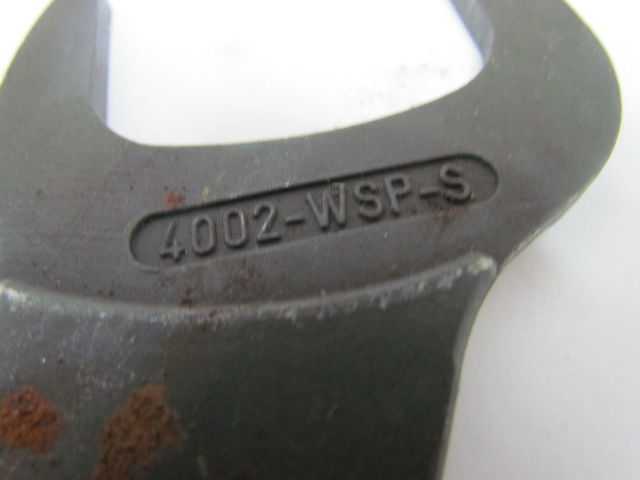 """Details about  /1-15//16/"""" 30 Degree Open End Service Wrench 4002-WSP-S 3//16/"""" Face 12/"""" OAL"""