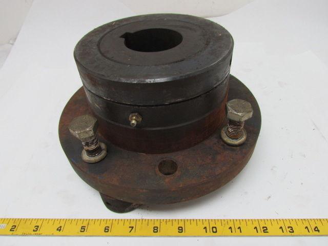 """Martin SP-23 SPA23 SPH23 2-7/16"""" Shear Pin Hub W/Shear Pin 23 Adapter 4-Bolt"""