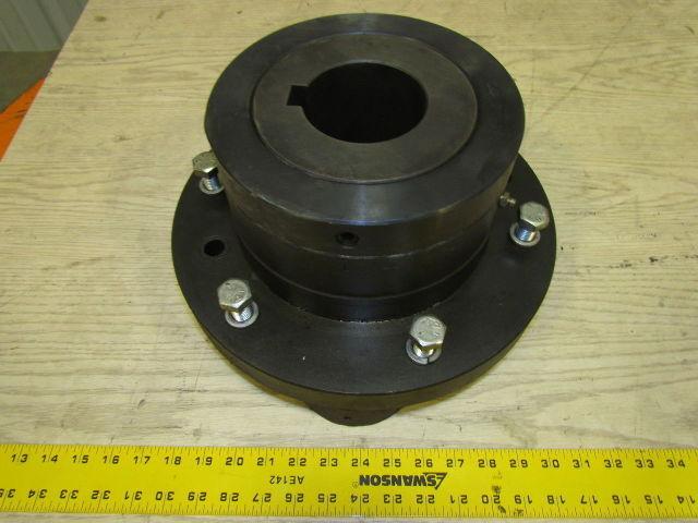 """Martin SP-26 SPC26 SPH26 3-7/16"""" Shear Pin Hub W/Shear Pin 26 Collar 6-Bolt"""