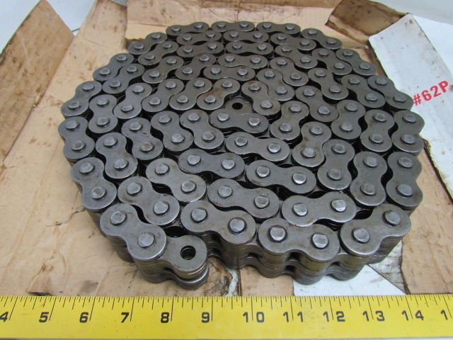 BL846 Leaf Chain 10 Feet for Forklift Masts,Hoisting with 1 Connecting Link