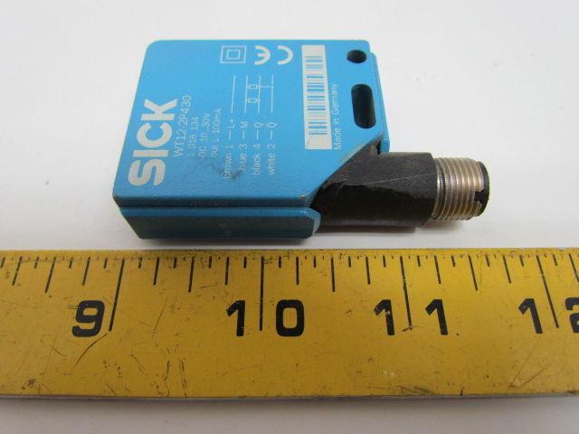 Sick WT12-2P430 Photo Optic Sensor 1016134