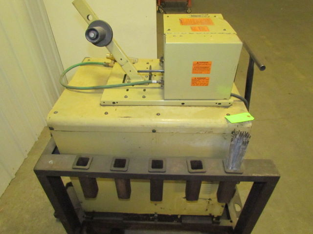 Hobart Rc250 3ph 250 Amp Dc Wire Feed Welder W  Cart 230