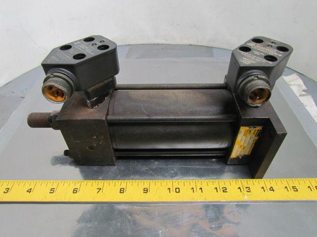 Parker CH2AUS34C Pneumatic Air Cylinder 2-1/2