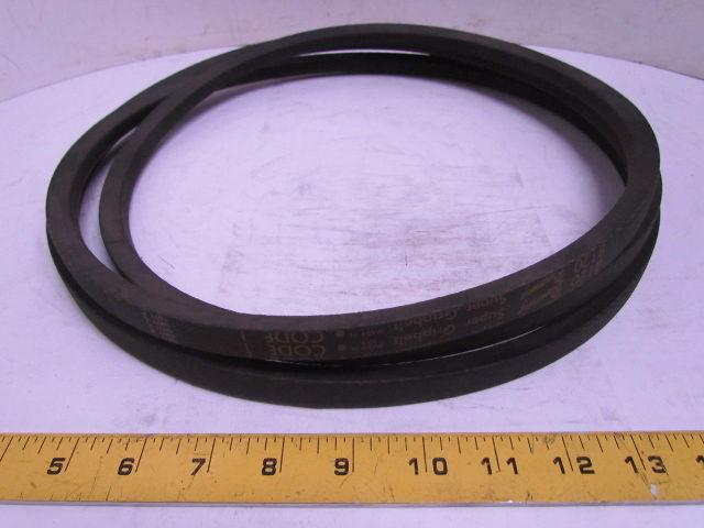 D/&D PowerDrive 2//B120 Banded V Belt