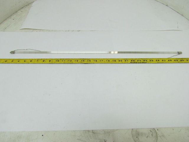 Sylvania J548 Quartz Infrared Lamp 2500w 480v 28 7 8 Quot Long Heat Light Bulb Bullseye Industrial