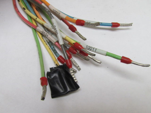 Super Trex 16//12 Control Cable 17/'Long w//Quick-Connect 16AWG//12P Female Straight