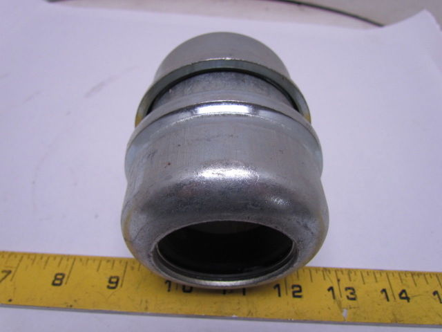Quick 2 U0026quot Dia 4 U0026quot L Steel Compression Pipe