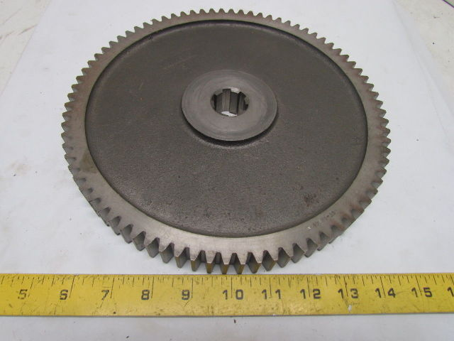 "9//16/"" Width 3-1//4/"" OD Spur gear no hub 3//8/"" Bore 80 teeth new 1//8 pitch"