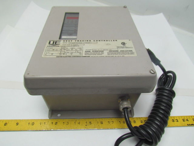 One United Electric Digitrace Heat Tracing Control Module D720P90 120 V J#2