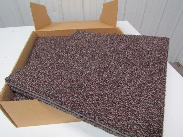 """Tandus 1041081004EX Commercial Grade 100% Nylon Carpet Tile 18X18"""" 20pcs 45 Sqft"""