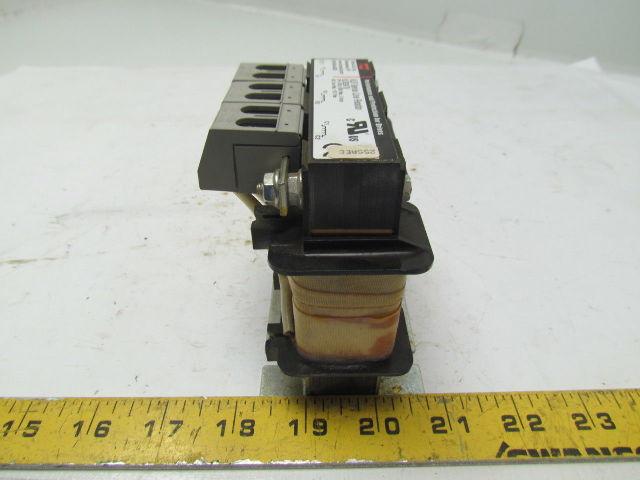 SQUARE D MODEL 6 45 AMP 600V KLR45BTB REACTOR TRANSFORMER BUCKET