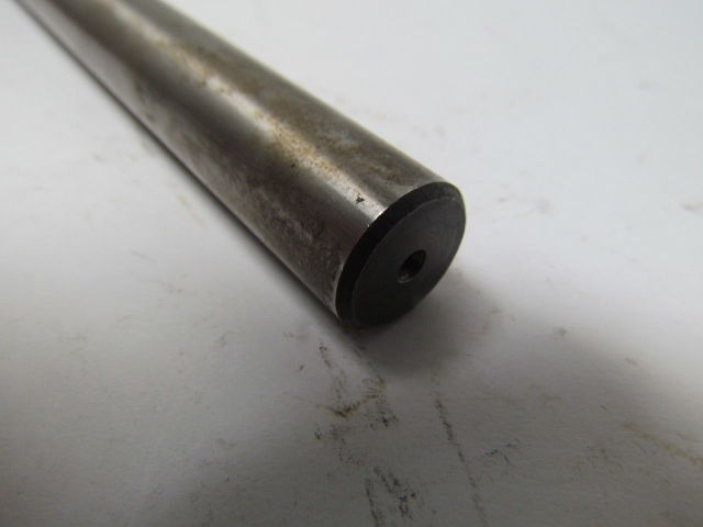 "Rock River Tool .8120x9.50/"" 6 left spiral flute carbide tipped chucking reamer"