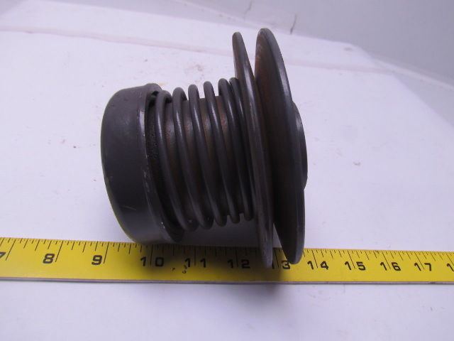 "Browning 5SLX1 Variable speed pulley 1/"" bore keyed 5/"" O.D 4-1//4/"" Long aprox"