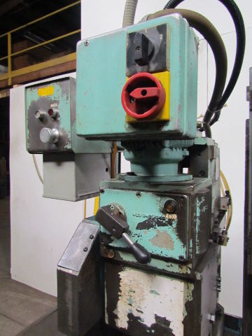 Eisele Vms350pv 42103p0901 Verticle Miter Chop Cold Saw