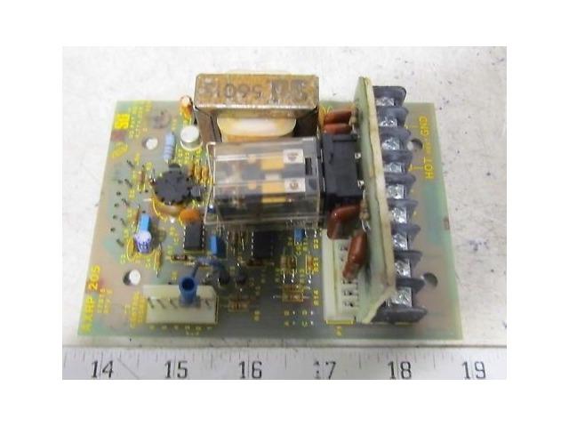 STI Model AXRP 205 Photo Eye Amplifier