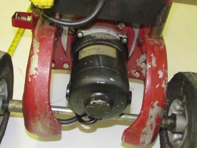 Alemite 7175 R4 Electric Grease Transfer Pump Portable