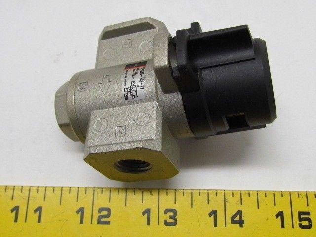 "Minimess 1604 1//4/""Male NPT x Male Quick-test  Check-valve w//Cap /& Chain EC8-4"
