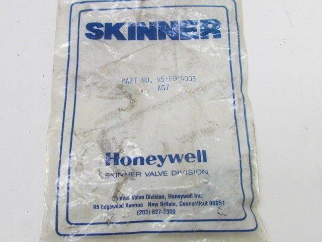 Details about Honeywell Skinner Valve Div V5-60-S003 AG7 NIB