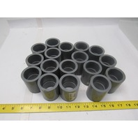 "Spears 829-012c - 2"" CPVC schedule 80 slip socket fitting coupling. Lot of 17."