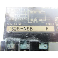 A-B Allen Bradley - 852S-NSB series F Timing relay 0.5-30 second