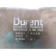 Durant - 5-H-1-1-R Stroke Counter 5 Digit Ratio 1:1