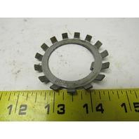 "Whittet Higgins W-08 - Bearing retaining nut lock washer 1.590"" I.D. Lot of 9"