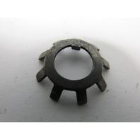 "Whittet Higgins W-01 - Bearing retaining nut lock washer 0.485"" I.D. Lot of 9"