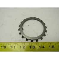 "Whittet Higgins W-14 - Bearing retaining nut lock washer 2.800"" I.D. Lot of 9"