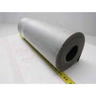 "1 ply black nylon slip top conveyor belt 22ft x 15-5/8"" x 0.075"" thick"